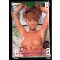 Игральные карты Эротика (54 листа в колоде)