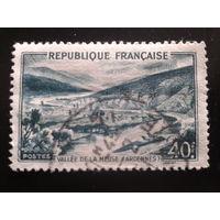 Франция 1949 Арденны