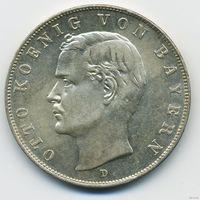 Бавария 3 Марки 1911 Отто (#2)