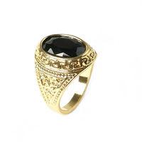 Перстень с чёрным камнем. распродажа