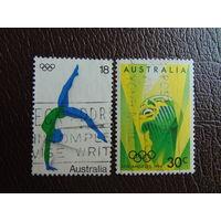 Австралия. Спорт. 1984г.
