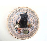 Коллекционная фарфоровая тарелка