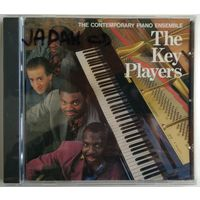 CD The Contemporary Piano Ensemble - The Key Players (1993) Post Bop