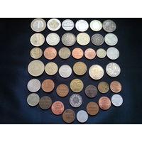 41 иностранная монета!