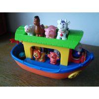 Продам Развивающую игрушку Ноев Ковчег производитель Kiddieland