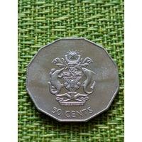 Соломоновы острова 50 цент 2005