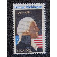США 1982 г. Д. Вашингтон.