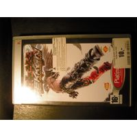 Tekken Dark resurrection PSP диск