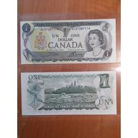 Канада, 1 доллар 1973 года.