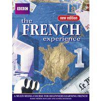 Видеокурсы ФРАНЦУЗСКОГО языка - French Experience 1 и 2 (на DVD)