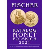 Katalog Monet Polskich Fischer 2021. Каталог монет Польши Фишер 2021