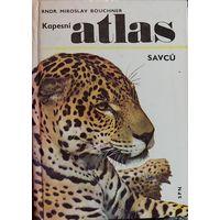 ATLAS  PTAKU.  Карманный атлас  млекопитающих на чешском языке.