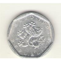 20 геллеров 1994 г. Чехия.