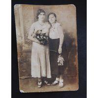 "Фото ""Сестры"", Западная Беларусь, 1930-е гг., Жабинка"