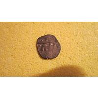 Монета  Крымского ханства Гиреев 17 век #1