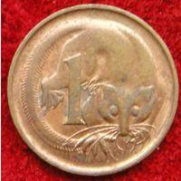7301:  1 цент 1980 Австралия