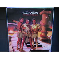 IMAGINATION - In The Heat Of The Night 82 R&B England NM/EX+