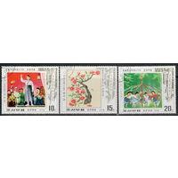 Корея 1978. Корейские народные песни и пьесы. Полная серия