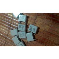 Пленочные конденсаторы ММК серии 0.1 мкФ/63 В за 1шт