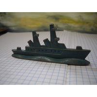 Корабль металл ММЗ. Редкость!