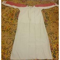 Женская народная рубаха