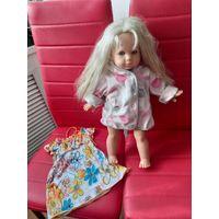 Кукла коллекционная с клеймом Германия
