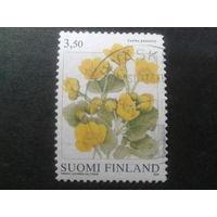 Финляндия 2000 цветы