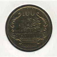 Парагвай 100 гуарани 2004 г.