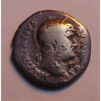Редкий,дорогой на западных аукционах, динарий Рима .