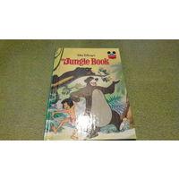 Детские книги на английском языке - Книга джунглей - Walt Disney's - The Jungle Book - Wonderful world of reading