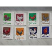 Марки Вьетнам Домашние птицы набор
