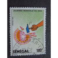 Сенегал 1989г. Вирус.