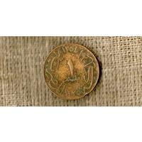 Египет  1 милльем 1935 ///(ON)