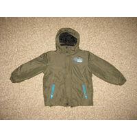 Куртка демисезонная утепленная на ребенка
