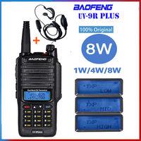 Рация Baofeng UV-9R Plus портативная (IP67, 8w, 3 режима)