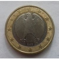 1 евро, Германия 2002 G