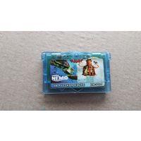 Картридж GameBoy Advance Finding Nemo / Ice Age не оригинал