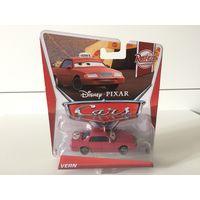 Машинка Тачки Верн Disney Pixar Cars Vern Rust-Eze Racing Series