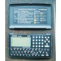 Калькулятор компьютер приставка CITIZEN RX-5000 начало-90-х