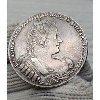Монета Россия Анна 1 рубль 1733