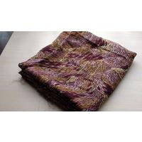 Ткань для пошива.Шелк искусственный с люрексом