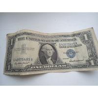 1 доллар 1957 год