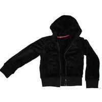 Куртка детская демисезонная для девочки 7-9 лет, на рост 130-140см, новая, модная, отличное качество, с капюшоном и 2 карманами, имитация меха (см. фото), очень мягкая и приятная на ощупь, теплая, пр-