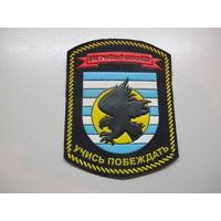 Шеврон 242 учебный центр ВДВ Россия: