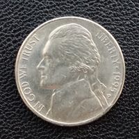 США 5 центов 1995 г. Р