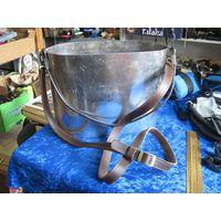 Емкость для рыбалки на 5 л из нержавейки 29х21х13 см.