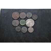 10 монеток