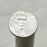 США 5 центов 2013 P