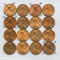 1 цент США 1981. Поштучно