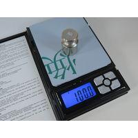 Ювелирные весы Notebook Series Digital Scale SF-820 2000г/0,1г! Новые, в Наличии!